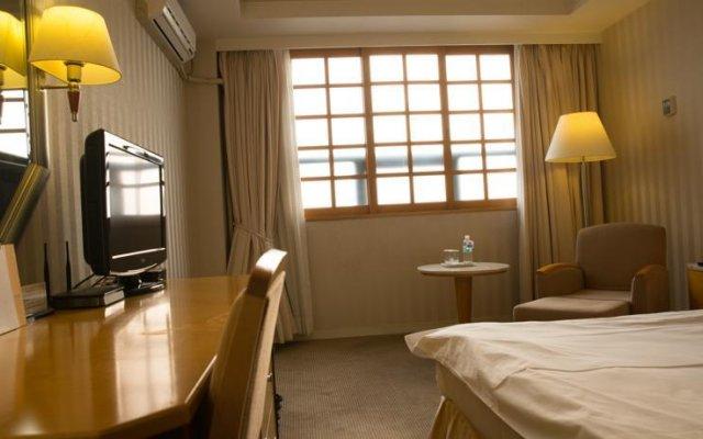 Отель Taegu Южная Корея, Тэгу - отзывы, цены и фото номеров - забронировать отель Taegu онлайн комната для гостей