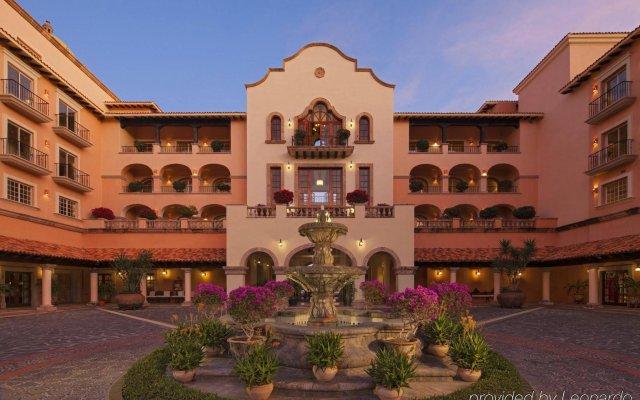 Отель Sheraton Grand Los Cabos Hacienda Del Mar вид на фасад