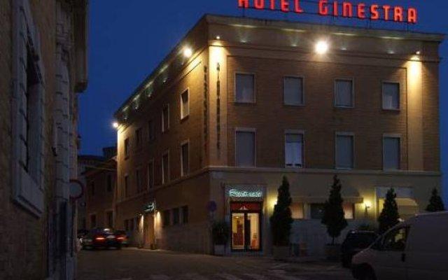 Отель La Ginestra Италия, Реканати - отзывы, цены и фото номеров - забронировать отель La Ginestra онлайн вид на фасад