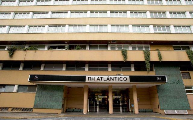 Отель Eurostars Atlántico Hotel Испания, Ла-Корунья - отзывы, цены и фото номеров - забронировать отель Eurostars Atlántico Hotel онлайн вид на фасад