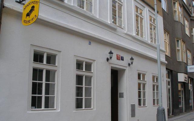 Отель Aparthotel Davids Чехия, Прага - отзывы, цены и фото номеров - забронировать отель Aparthotel Davids онлайн вид на фасад