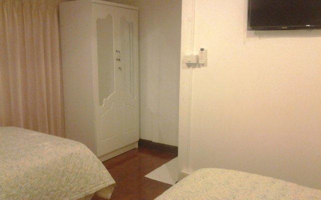 Отель Little Vacation House Бангкок комната для гостей