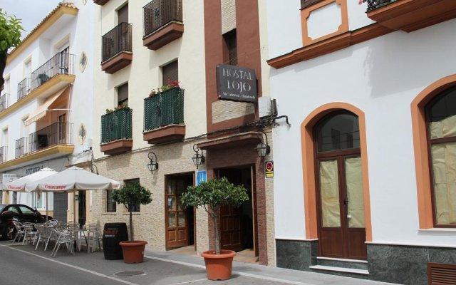 Отель Hostal Lojo Испания, Кониль-де-ла-Фронтера - отзывы, цены и фото номеров - забронировать отель Hostal Lojo онлайн вид на фасад