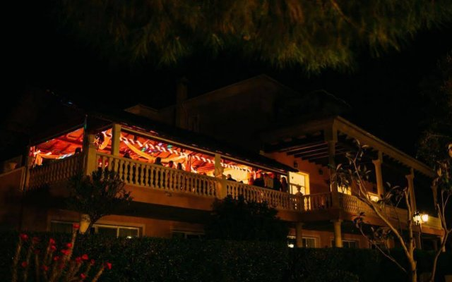 Hotel Restaurante La Plantación вид на фасад