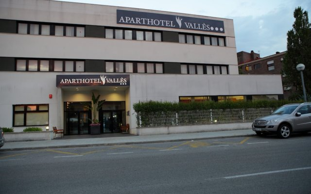 Отель Aparthotel Attica 21 Vallés вид на фасад