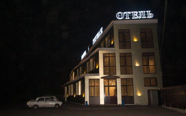 Hotel Knyaz вид на фасад