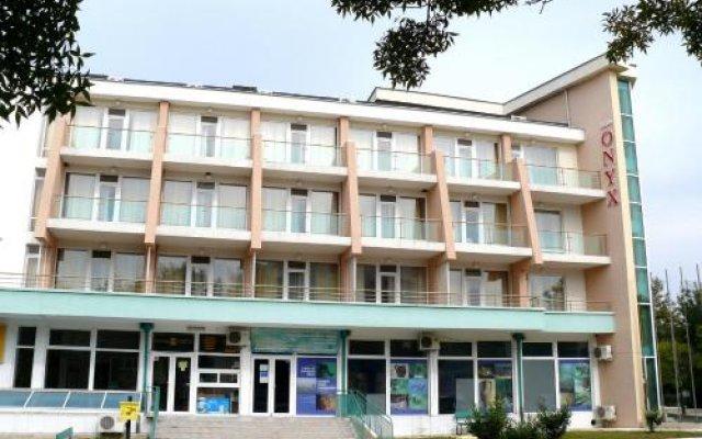 Hotel Onyx вид на фасад