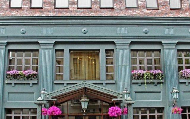 Axelhof Бутик-отель Днепр вид на фасад