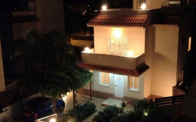 Отель Villa Knossos Протарас вид на фасад