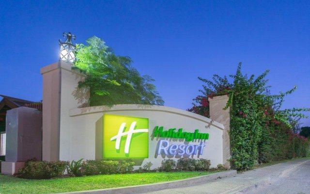 Отель Holiday Inn Resort Montego Bay All Inclusive вид на фасад