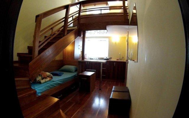 Hostel Pobeda комната для гостей