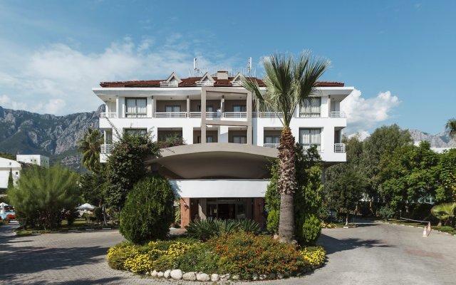 Отель Sherwood Greenwood Resort – All Inclusive вид на фасад