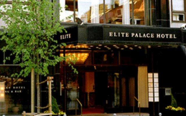 Elite Palace Hotel вид на фасад