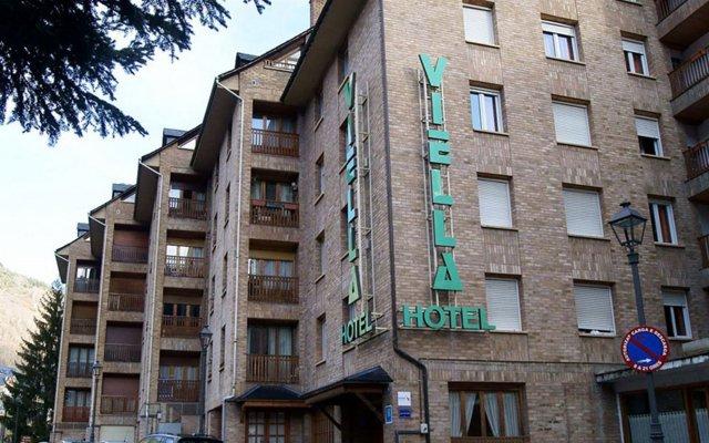 Hotel Viella вид на фасад
