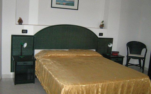 Hotel Ristorante La Scogliera Амантея комната для гостей