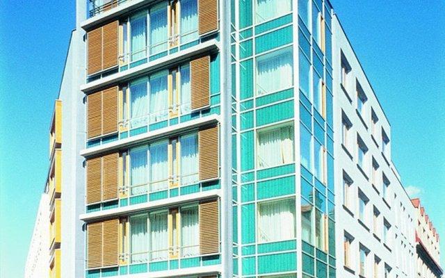 Отель Mamaison Residence Downtown Prague Чехия, Прага - 11 отзывов об отеле, цены и фото номеров - забронировать отель Mamaison Residence Downtown Prague онлайн вид на фасад