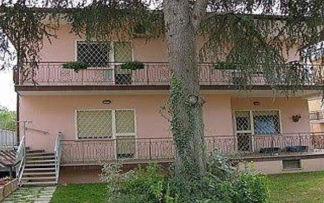 Отель Da Zia Paola Италия, Рим - отзывы, цены и фото номеров - забронировать отель Da Zia Paola онлайн вид на фасад