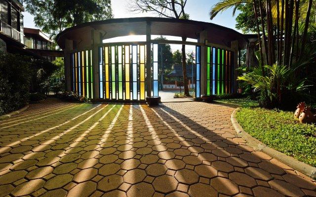 Отель Pakasai Resort вид на фасад
