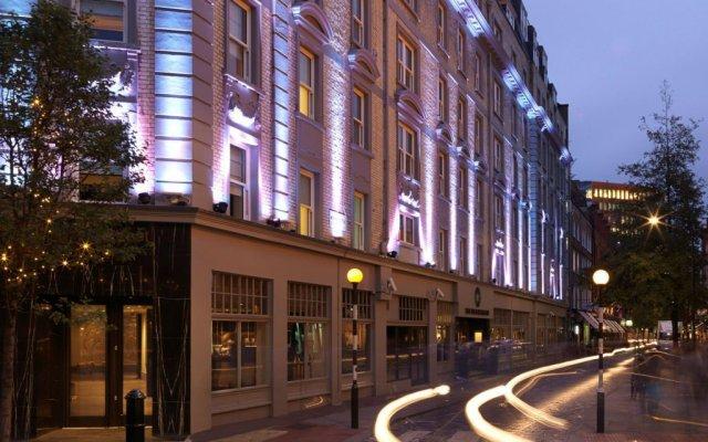Отель Radisson Blu Edwardian Mercer Street
