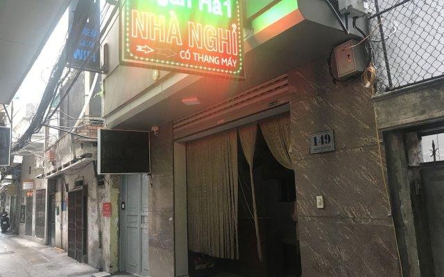 OYO 845 Ngan Ha Hotel Ханой