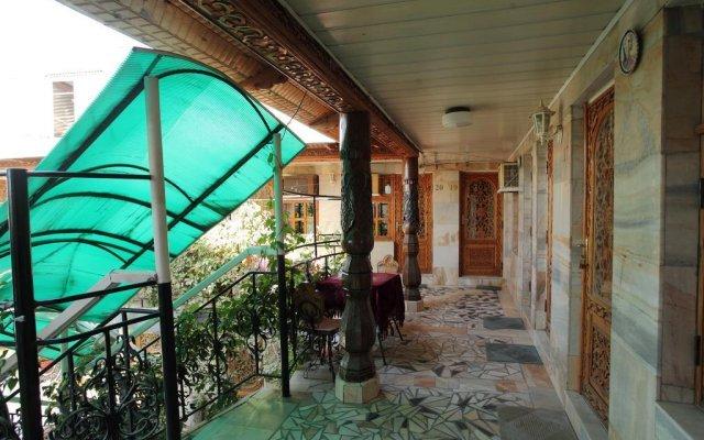 Отель Гостевой дом Фуркат Узбекистан, Самарканд - отзывы, цены и фото номеров - забронировать отель Гостевой дом Фуркат онлайн вид на фасад
