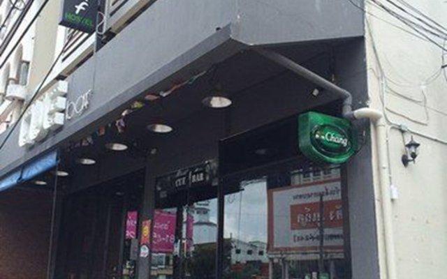 Green Leaf Hostel вид на фасад