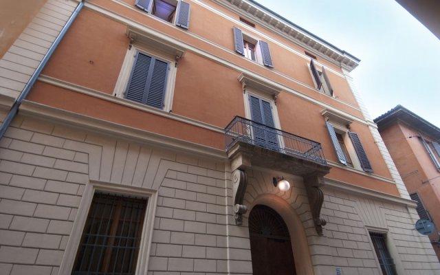 Отель Oasi Blu Apartment Италия, Болонья - отзывы, цены и фото номеров - забронировать отель Oasi Blu Apartment онлайн вид на фасад