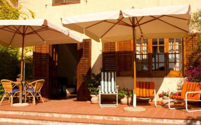 Отель Casa del Falso Pepe - Scala dei Turchi Реальмонте вид на фасад