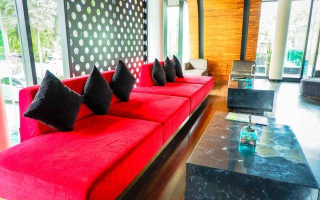Отель Z Through By The Zign Таиланд, Паттайя - отзывы, цены и фото номеров - забронировать отель Z Through By The Zign онлайн комната для гостей