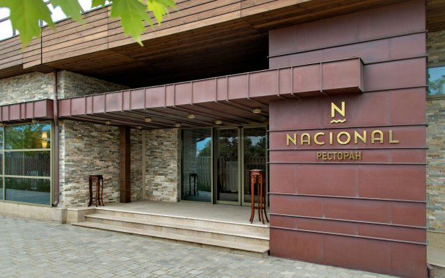 Гостиница Утёсов в Анапе 9 отзывов об отеле, цены и фото номеров - забронировать гостиницу Утёсов онлайн Анапа вид на фасад