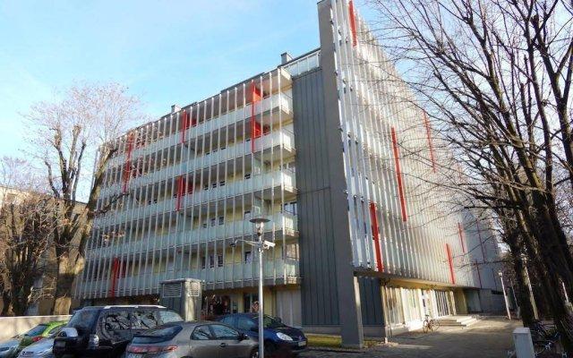 Отель Aravel Old Town Apartments Польша, Вроцлав - отзывы, цены и фото номеров - забронировать отель Aravel Old Town Apartments онлайн вид на фасад