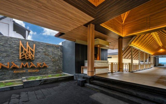 Отель Namaka Resort Kamala Камала Бич вид на фасад