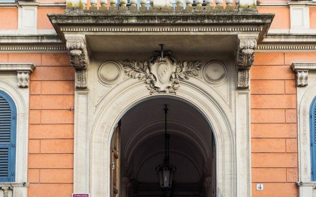 Отель Porta Pinciana Panoramic Terrace - HOV 51537 вид на фасад