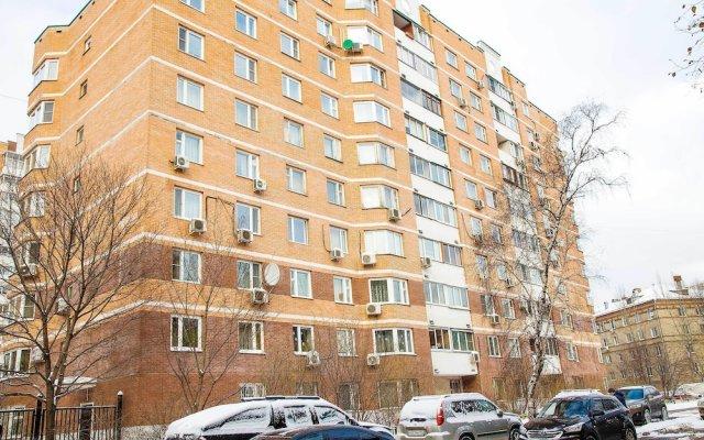 Гостиница on Tekstilschiki в Москве отзывы, цены и фото номеров - забронировать гостиницу on Tekstilschiki онлайн Москва вид на фасад