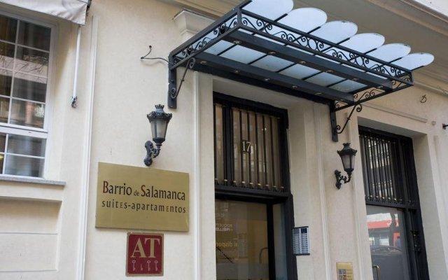 Barrio de Salamanca Suites