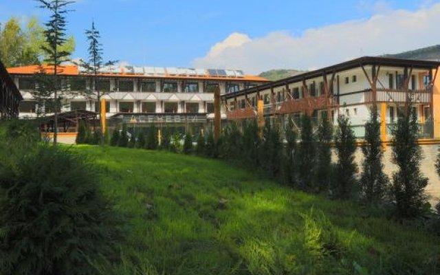 Park Hotel Asenevtsi & SPA Велико Тырново вид на фасад