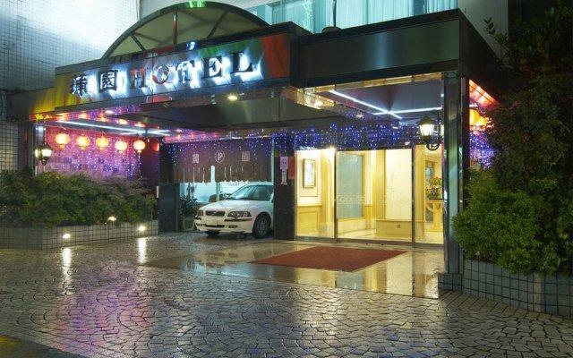 Golden Garden Hotel