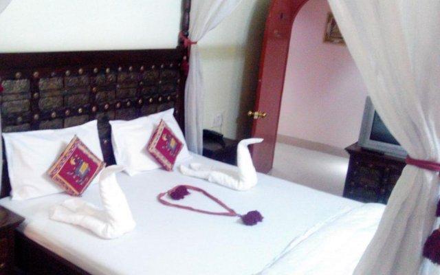 Отель Mandela House комната для гостей