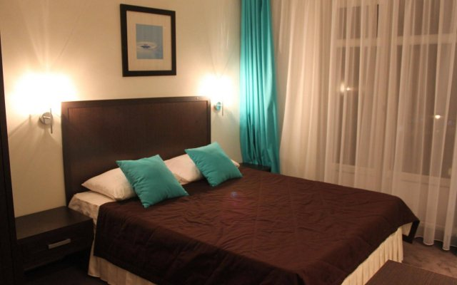 Гостиница Голубая Лагуна в Анапе 13 отзывов об отеле, цены и фото номеров - забронировать гостиницу Голубая Лагуна онлайн Анапа вид на фасад
