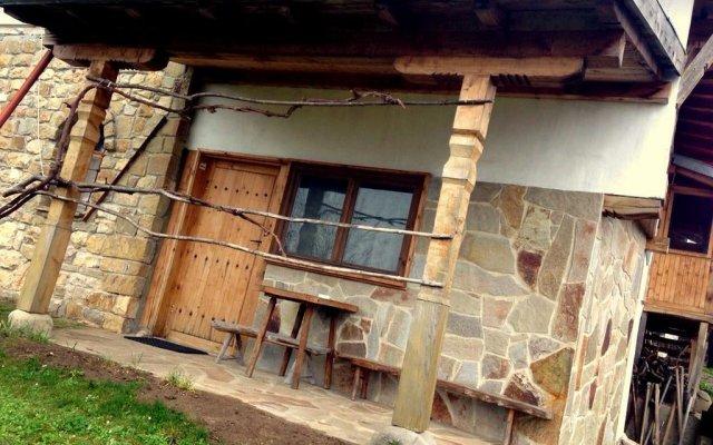 Hotel Pri Chakara Велико Тырново вид на фасад