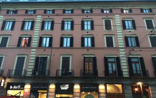 Отель Living Milan Corso Como Италия, Милан - отзывы, цены и фото номеров - забронировать отель Living Milan Corso Como онлайн вид на фасад