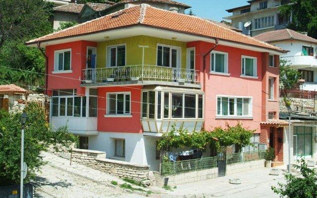 Отель Guest House Mimosa вид на фасад