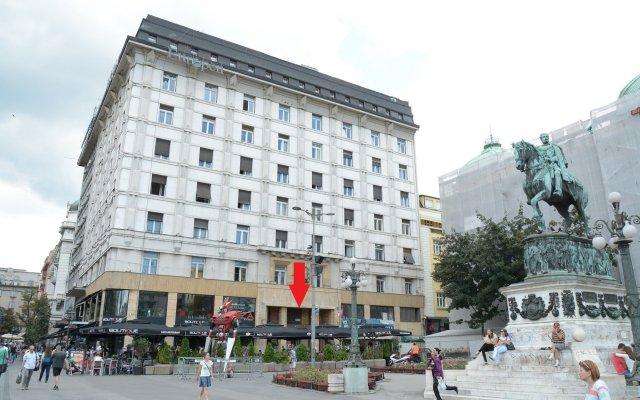 Отель Boutique Rooms Сербия, Белград - отзывы, цены и фото номеров - забронировать отель Boutique Rooms онлайн вид на фасад
