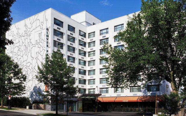 Kimpton Glover Park Hotel вид на фасад