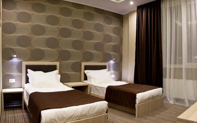 Отель Кирофф Харьков комната для гостей