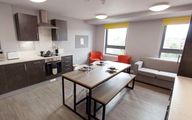Отель The Mill House - Campus Accommodation Великобритания, Эдинбург - отзывы, цены и фото номеров - забронировать отель The Mill House - Campus Accommodation онлайн комната для гостей