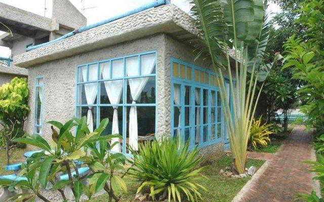 Отель Preeburan Resort вид на фасад