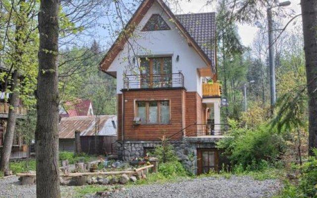 Отель Oremusówka Польша, Закопане - отзывы, цены и фото номеров - забронировать отель Oremusówka онлайн вид на фасад