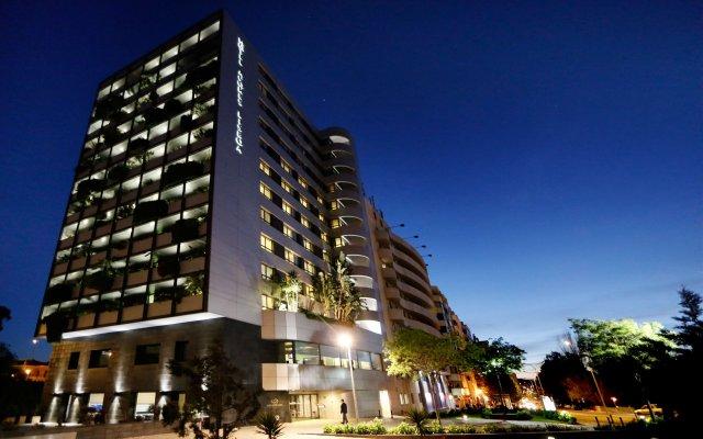 Hotel Acores Lisboa вид на фасад