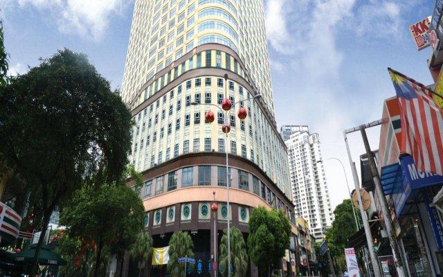 Отель Soleil Малайзия, Куала-Лумпур - 2 отзыва об отеле, цены и фото номеров - забронировать отель Soleil онлайн вид на фасад